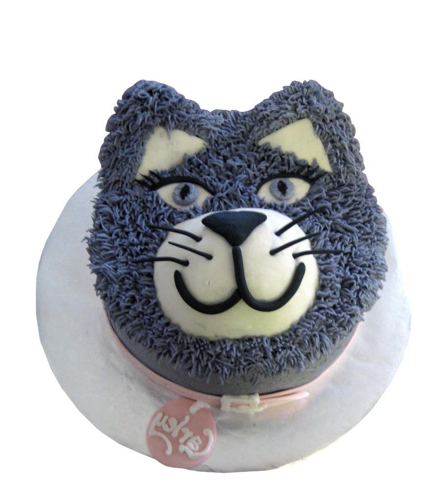 №2591 Торт кошка