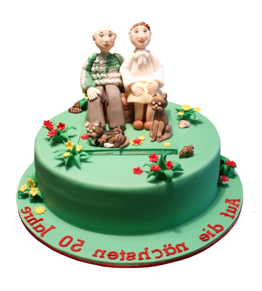 Картинка на торт шоколадом как внук целует бабушку