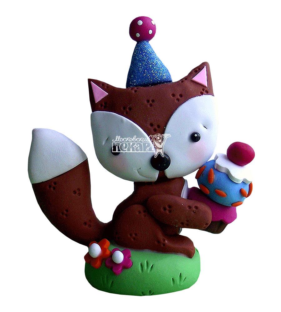 №2606 Торт лисенок