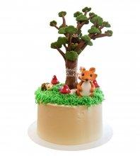 №2609 Торт лисенок
