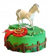 №2616 Торт лошадь