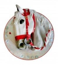 №2622 Торт лошадь