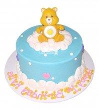 №2636 Торт мишка