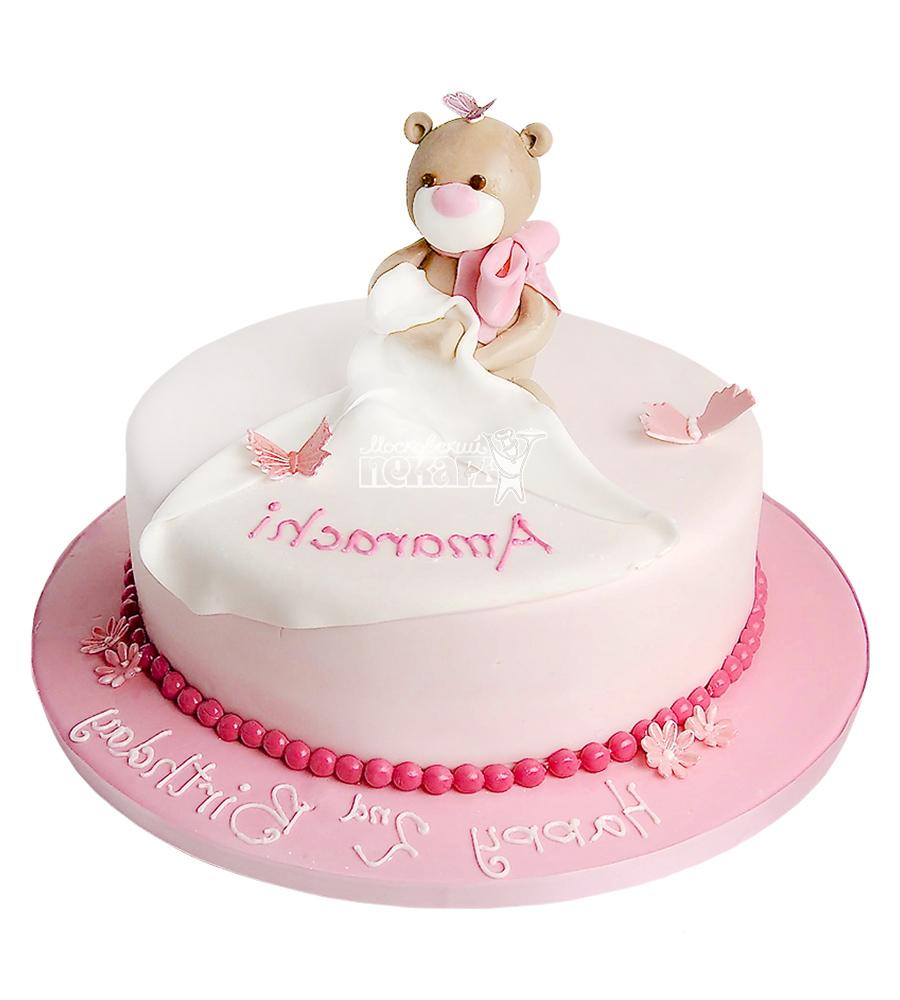 №2643 Торт мишка