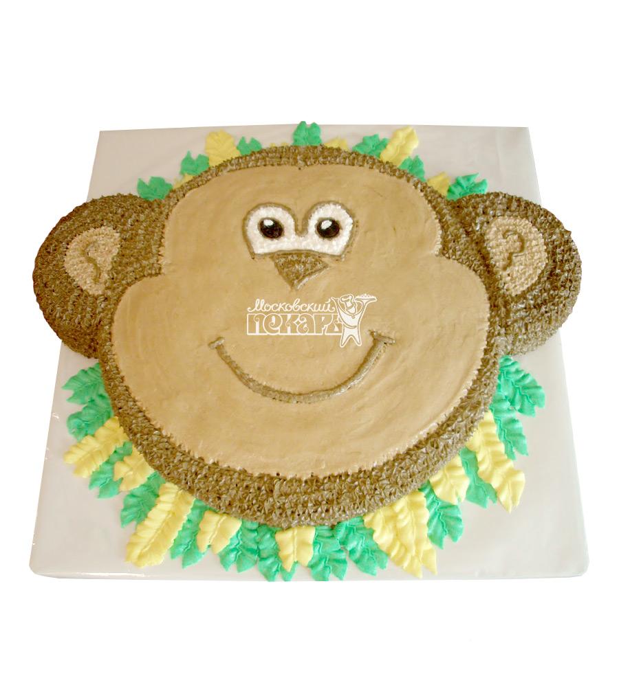 №2647 Торт обезьянка