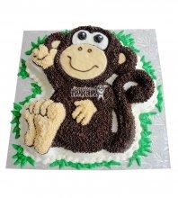 №2648 Торт обезьянка