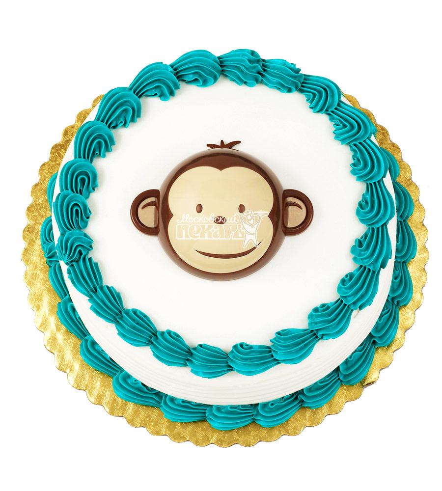 №2652 Торт обезьянка