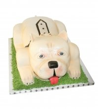 №2668 Торт собачка