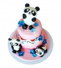 №2670 Торт панда
