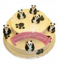№2673 Торт панды