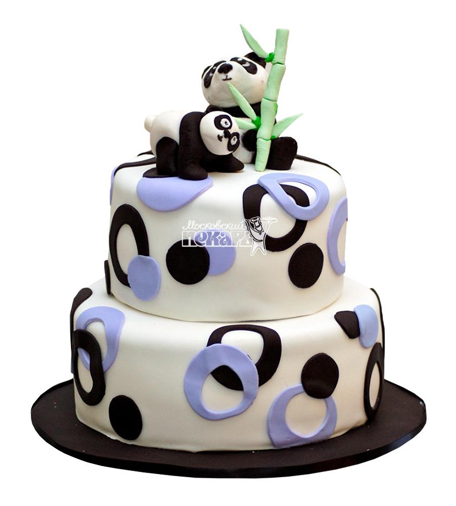 №2676 Торт панда