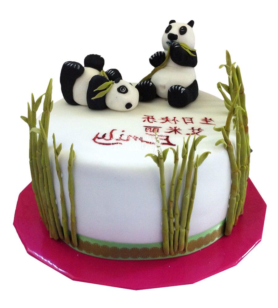№2680 Торт панды