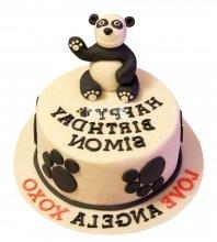 №2681 Торт панда