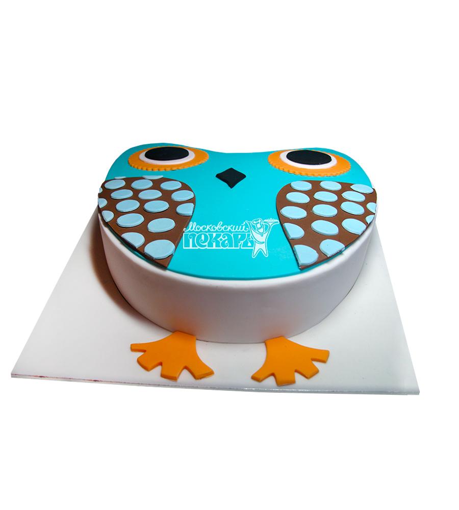 №2690 Торт сова