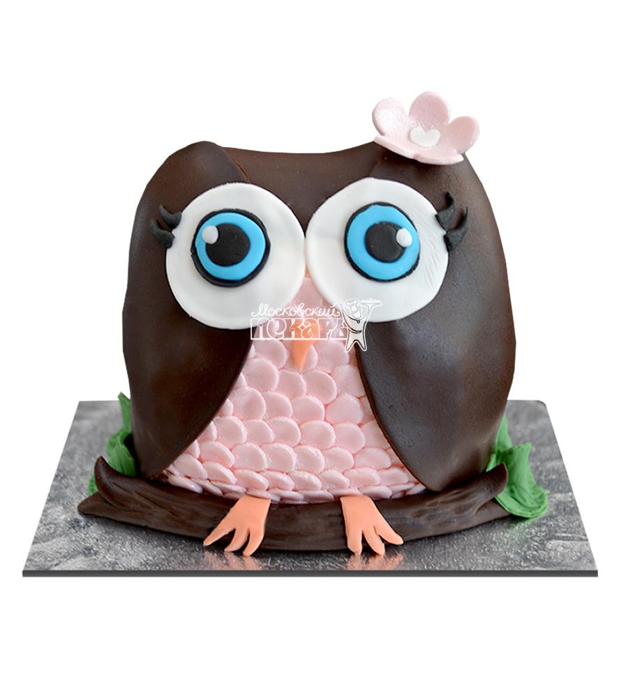 №2691 Торт сова