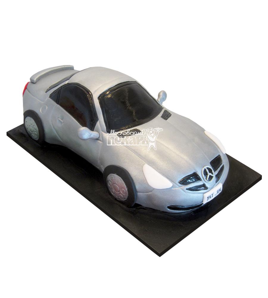 №2712 3D Торт Мерседес