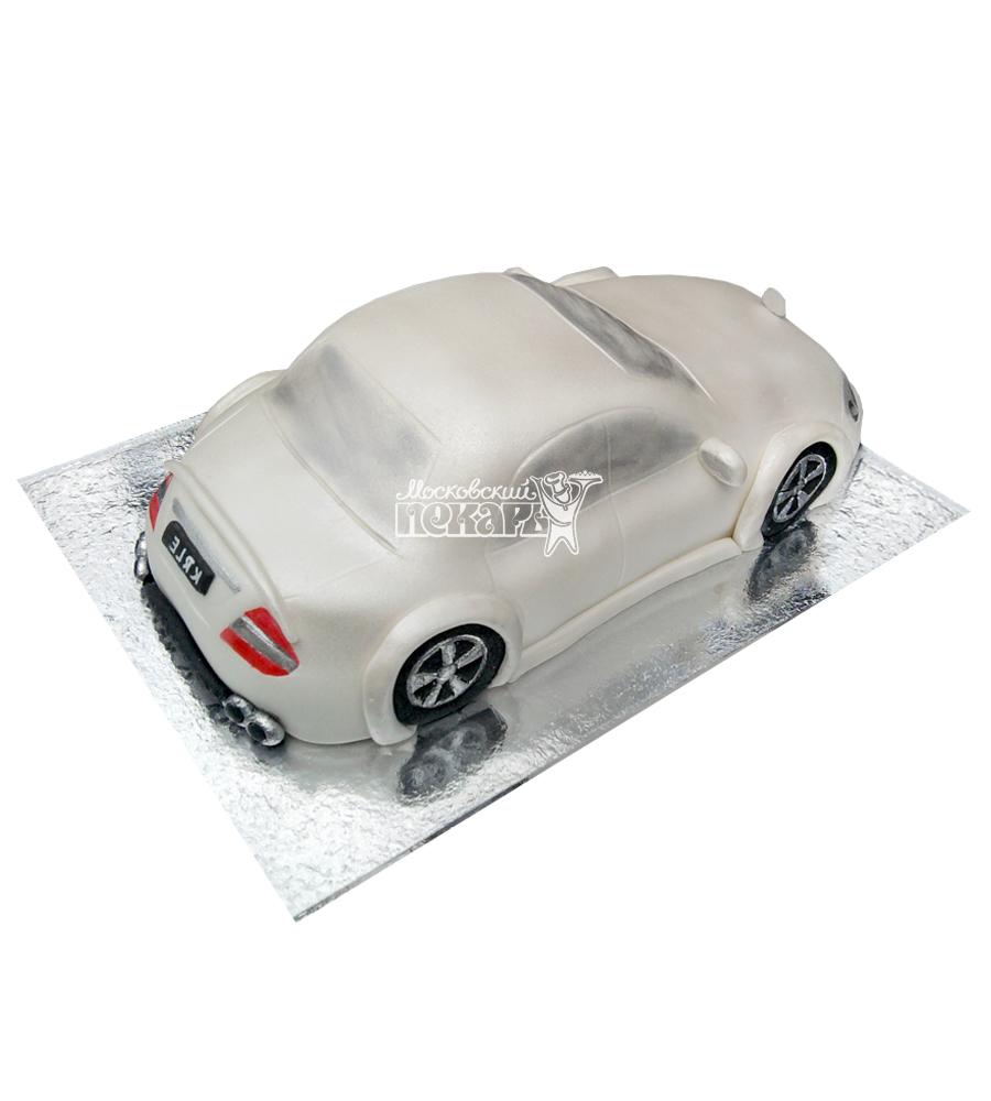№2715 3D Торт Мерседес