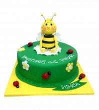 №2722 Торт пчелка
