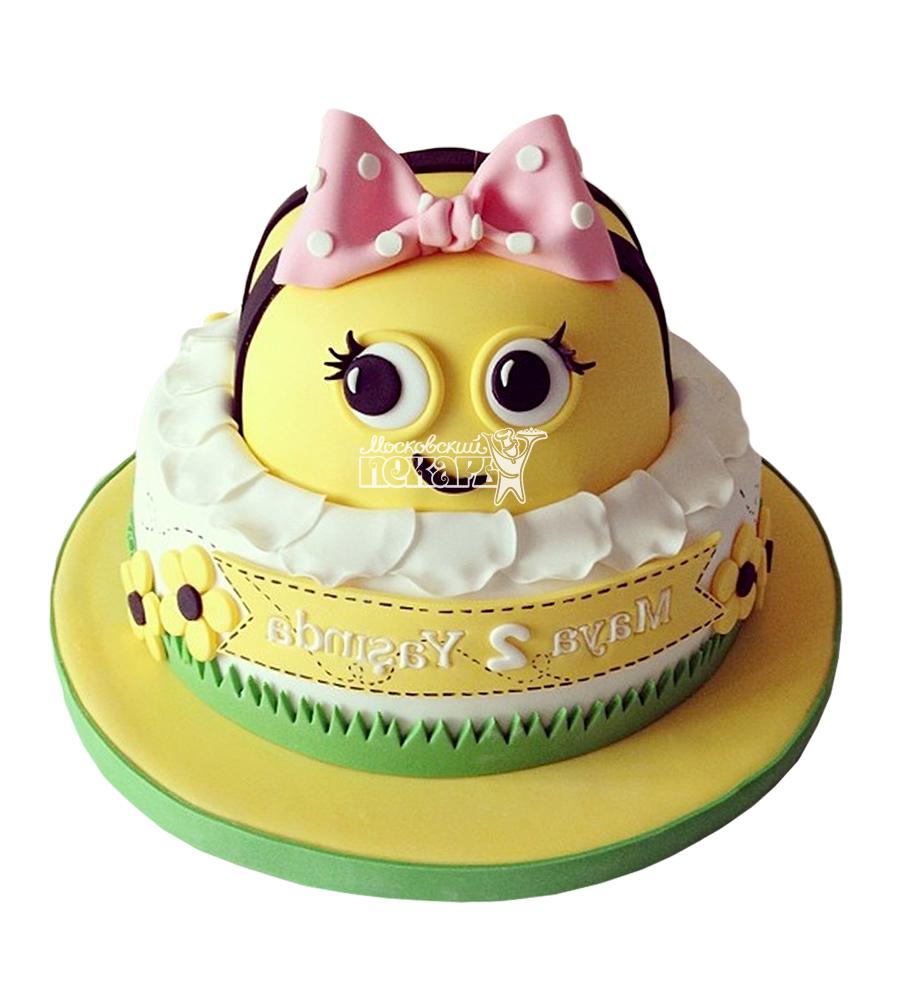 №2723 Торт пчелка