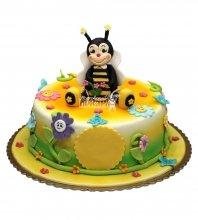 №2725 Торт пчелка