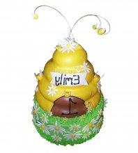№2728 Торт пчелки