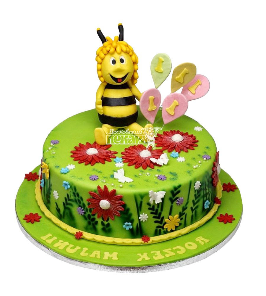 №2729 Торт пчелка