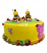 №2730 Торт пчелки