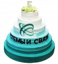 №2798 Корпоративный торт
