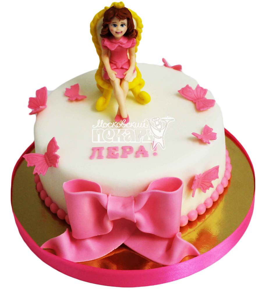 №2820 Торт принцесса
