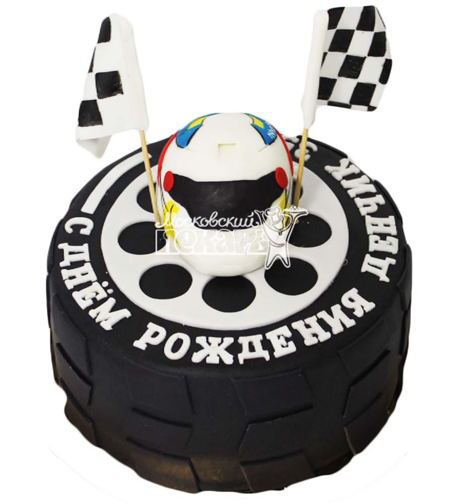 №2852 Торт шлем