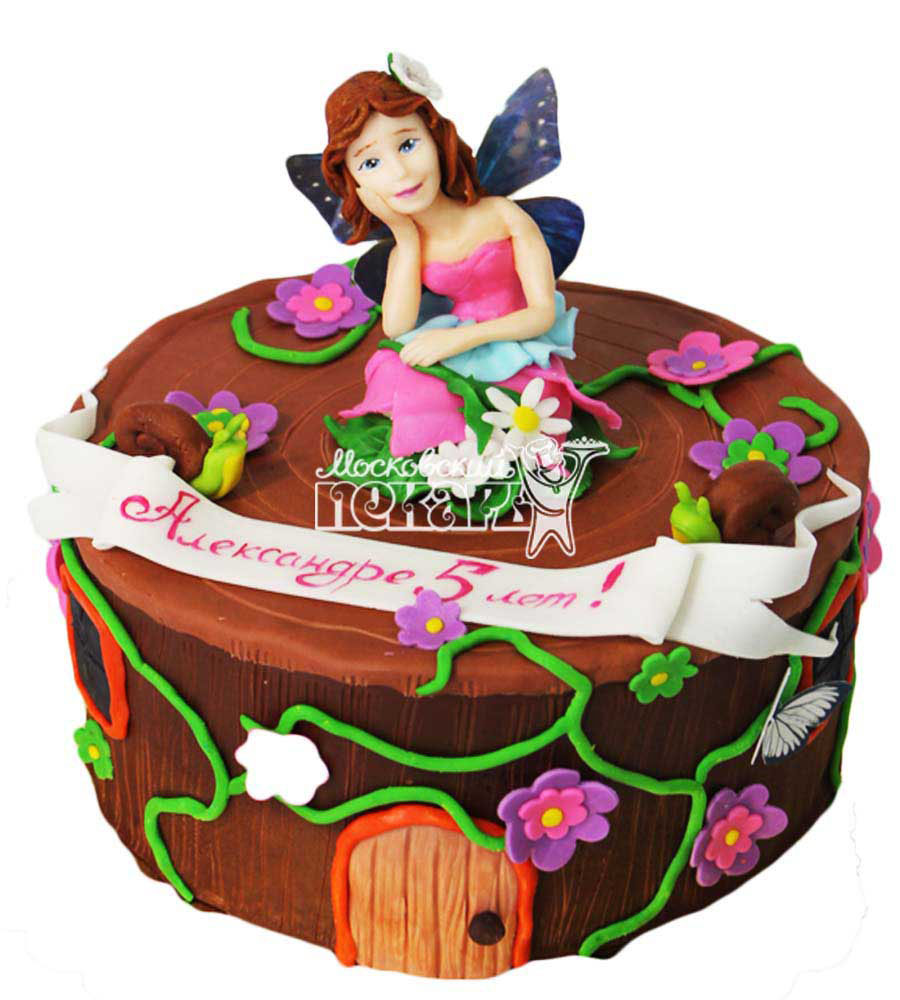 №2853 Торт фея