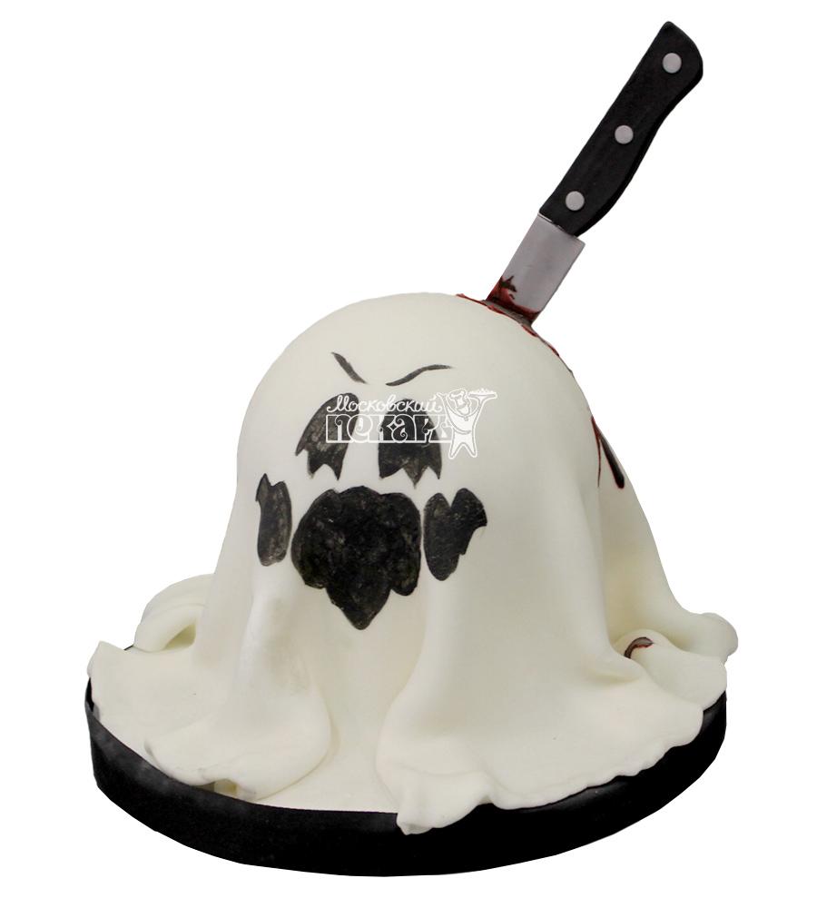 №2856 3D Торт на Хэллоуин