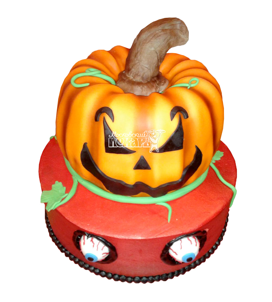 №2860 Торт на Хэллоуин