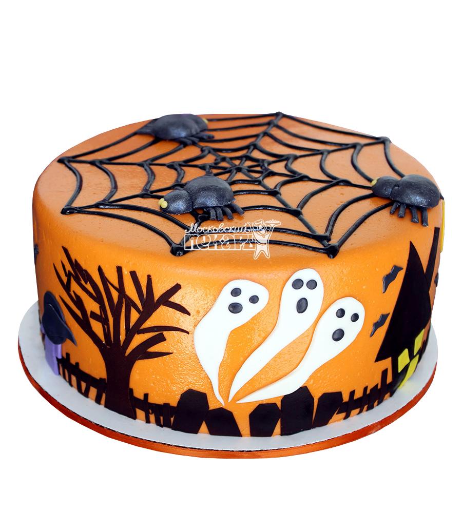 №2874 Торт на Хэллоуин