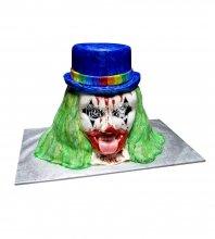№2877 3D Торт на Хэллоуин