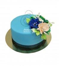 №2906 Небольшой свадебный торт