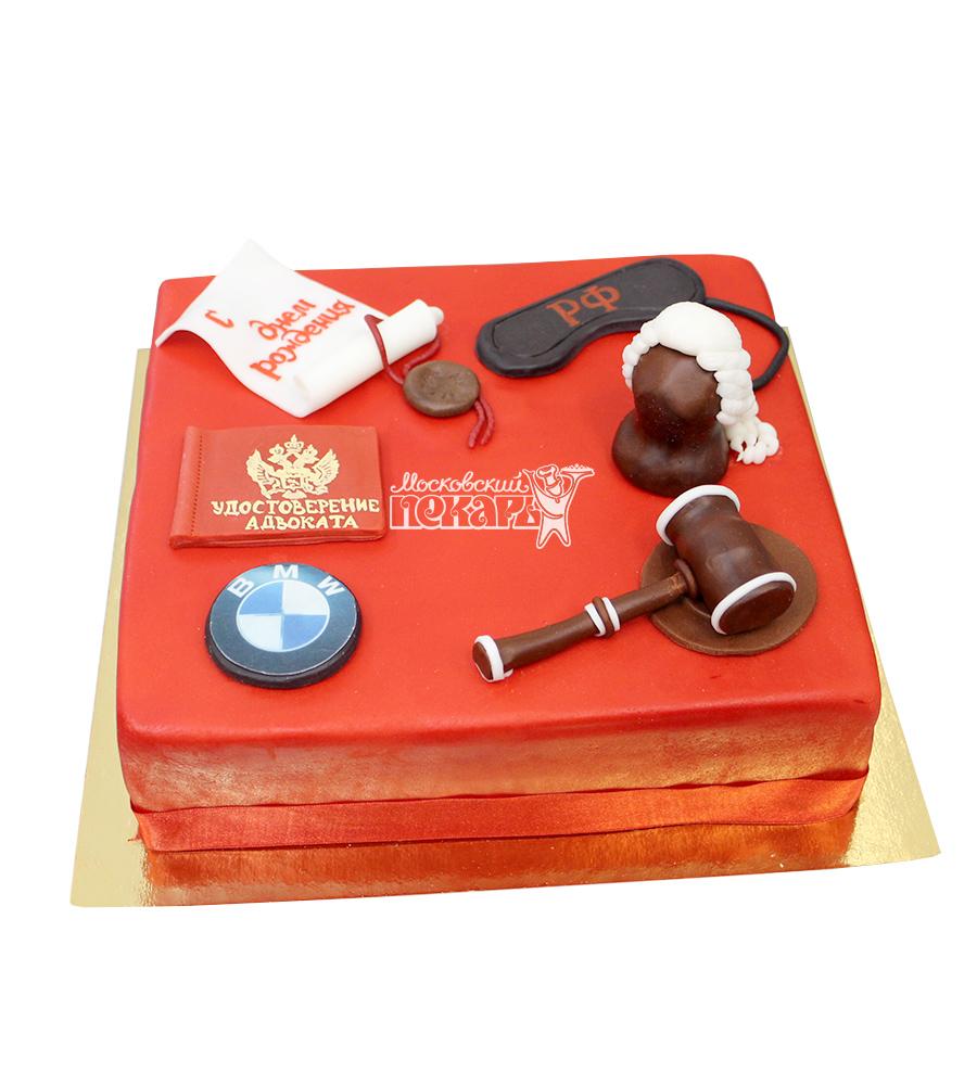 №2909 Торт для юриста