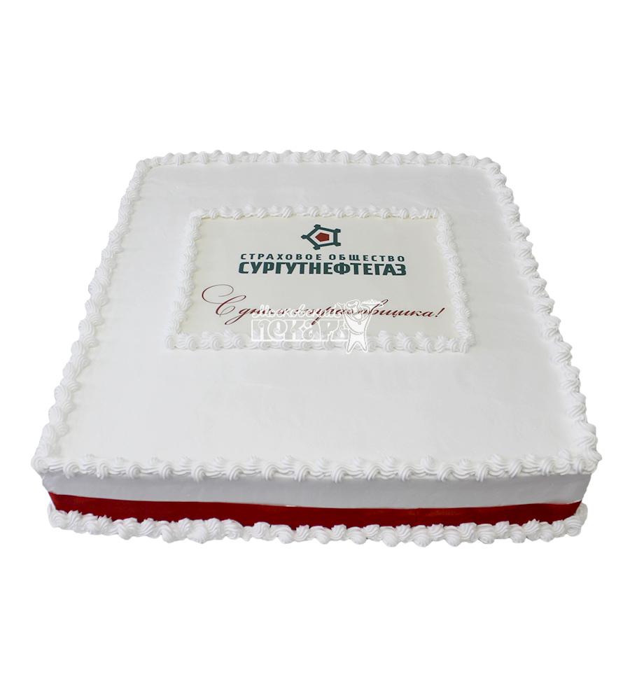 №2922 Корпоративный торт для