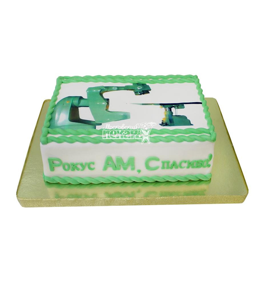 №2923 Корпоративный торт для