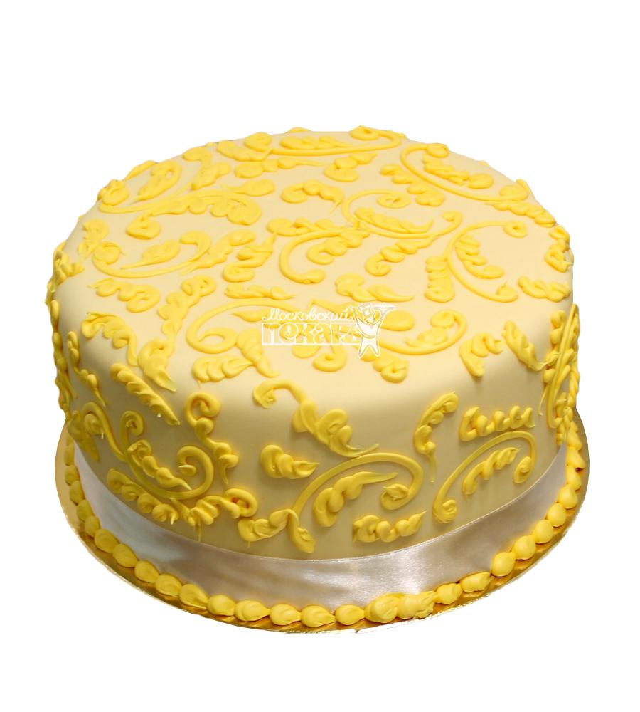 №2937 Небольшой свадебный торт