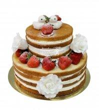 №2939 Торт с ягодами
