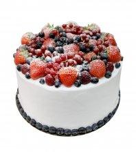 №2940 Торт с ягодами