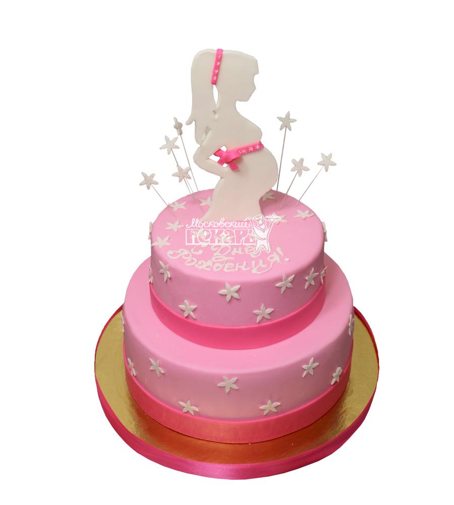 №2952 Торт для будущей мамы