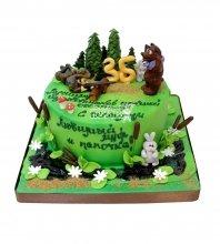 №2971 Торт охотнику