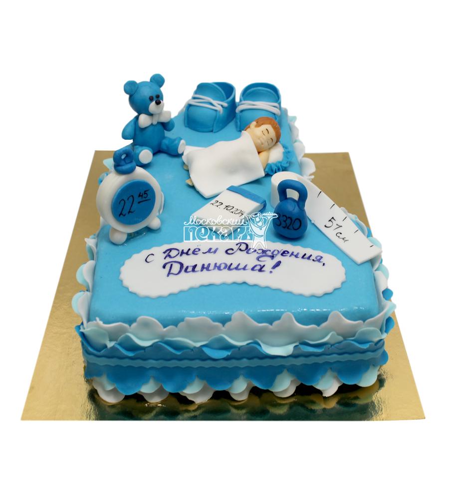 №2977 Торт на 1 годик
