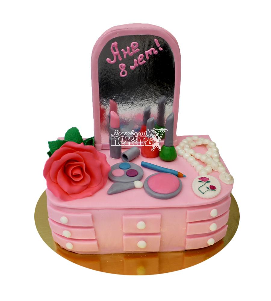 №2983 Торт косметичка