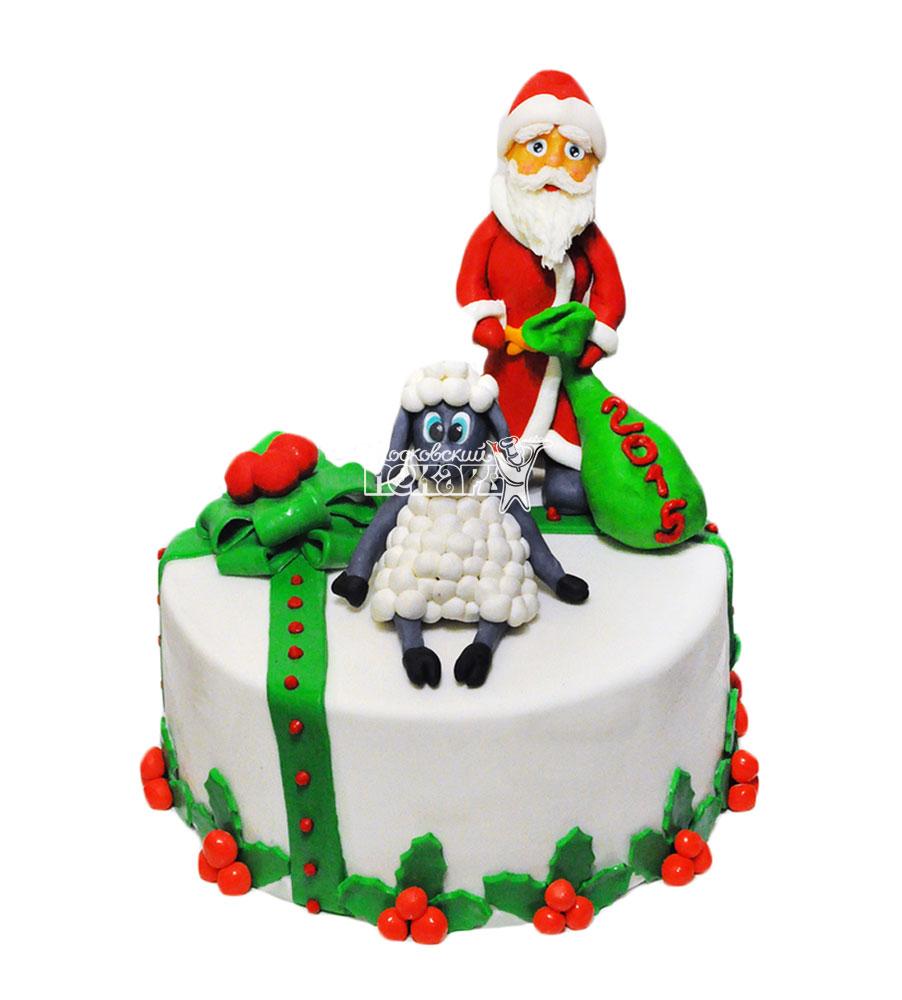 №2993 Торт на Новый Год