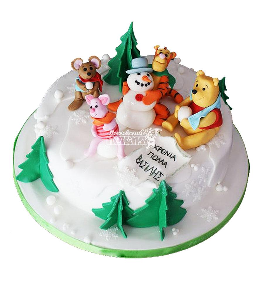 №2994 Торт на Новый Год