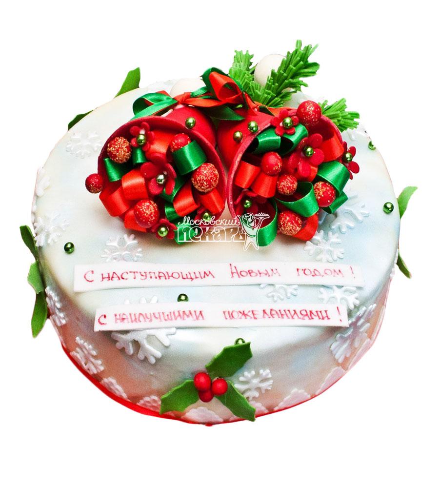№2996 Торт на Новый Год