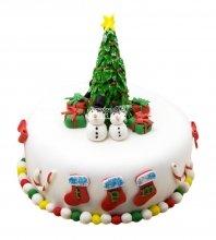 №2997 Торт на Новый Год
